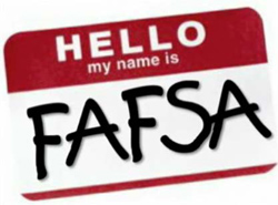 Hello my name is FAFSA